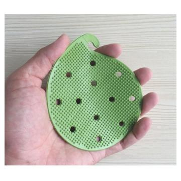 Silicone Vegetable Fruit Scrubber Cup mat