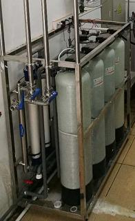 brew water treatment