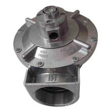 Conector de fundición a presión de zinc para líquidos de alta presión