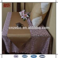Calidad barata y buena Venta caliente adornada corredor de la cama Hecho a mano