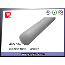 UHMWPE стержень для отличные износа Resiatance пластиковые шестерни