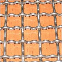 Fábrica de malla de alambre de acero al carbono / acero suave
