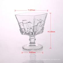 Уникальные Квадратные Камни Чашка Мороженного