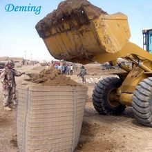 1 * 2 * 1mGeotextile Welded Defensive Barrier Dijual