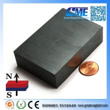 "Ceramic 8 F3""X2""X1"" Hard Ferrite Magnets"