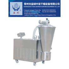 Alimentador de vácuo e secador de funil