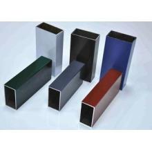 6063 T5 / T6 Aluminium Windows Profile With Powder Coating