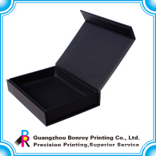 Guangzhou book-shaped gift packing box with magnets closure