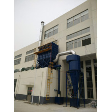 Dust collector for coal powder