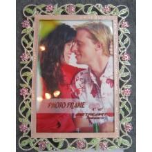 Beau cristal Photo Frame pour cadeau de mariage