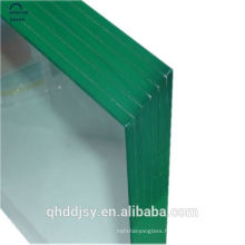 indoor glass stairs / tempered glass staircase / tempered glass panel stairs