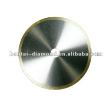 Soft Bonded Tile-Cutting Hand Saw Blades