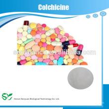Manufacturer Supply Colchicum autumnale extract Colchicine 98%