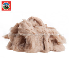 Penteando / lã de iaque cardada / caxemira / tecido de lã de Camle / matéria têxtil / matéria prima desperdiçada