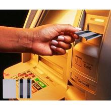 Машина чистки ATM карты CR80