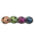 Brinquedo do animal de estimação bola colorida