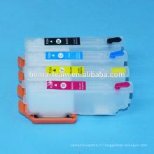 T3351 T33XL Cartouche D'encre De Recharge Avec Puce De Réinitialisation Automatique Pour Epson xp-830 xp-630 xp-635 xp-540 xp-640 xp-645 xp-530 xp-900 imprimante