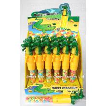 Noisy Crocodile Toy Candy (130514)