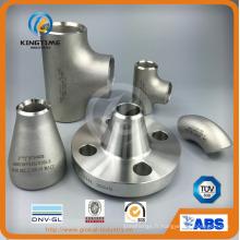 En acier inoxydable, raccord réducteur de con en acier avec TUV de tuyauterie Wp316/inox 316L (KT0134)