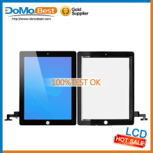 large wholesale for ipad 2 touch with high quality white/black