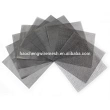 30 100 150 mesh super duplex stainless steel UNS S32750 2507 wire mesh for marine enviroment