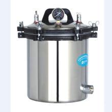 Tragbarer elektrischer oder LPG erhitzter Autoklav-Sterilisator
