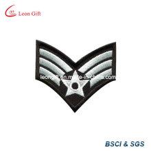 Personalizado militar / exército bordado Patch Bordado Pin de lapela