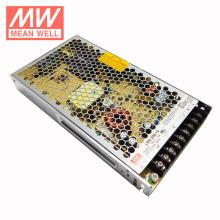 Original Meanwell NUEVO producto 200W 15vdc fuente de alimentación LRS-200-15 SMPS