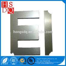 Chatarra de transformador de chapa de acero de silicio EI Lamination Core