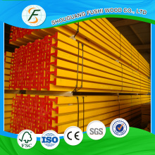 Pine LVL H16 Beam for Construction Formwork