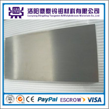 High Purity Polished 99.95% Molybdenum Square Plates/Sheets or Tungsten Sheets/Plates