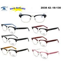 Colorful Fashion Style Hand Made Acetate Eyewear (2038)