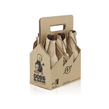 Vino de embalaje / Caja de vino de cuero Caja de regalo de cerveza