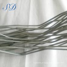 Corda de fio de aço anti-torção de alta tensão