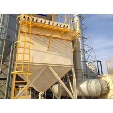Removedor de polvo industrial Equipo de tratamiento de gas residual