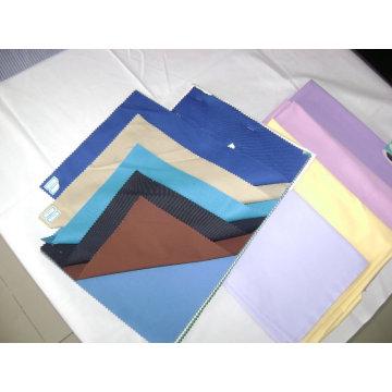 C 20 * 20 60 * 60 57/58 pouces tissu de popeline de teinture