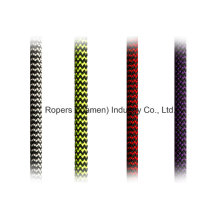 5mm Zebra (R006) Hmpe Rope pour Dinghy-Main Halyard / Sheet-Jib / Gênes Halyard-Control Line