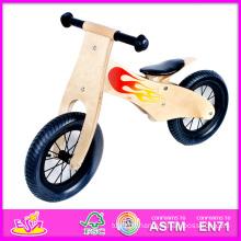 2014 nouveau et populaire enfants vélo, vélo de course en bois vente chaude, vélo d'équilibre pour enfant avec prix bon marché (W16C053)