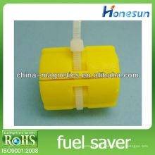 économiseur de carburant permanent magnétique ont été assemblés