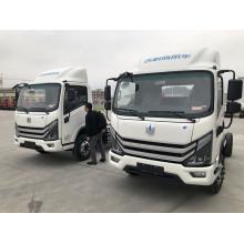 camión plano eléctrico barato de 4.5T con largo alcance