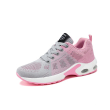 2021 new foreign trade women's  cross-border running  cushion shoes soft sole casual sports shoes