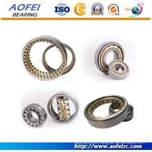 Rodamiento de rodillos cilíndrico de alta calidad de la fila doble del fabricante del transporte de China NN3020K / W33