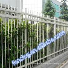 La vente entière Etats-Unis Parc / Zone de Visite Bar Fence QYM ISO9001