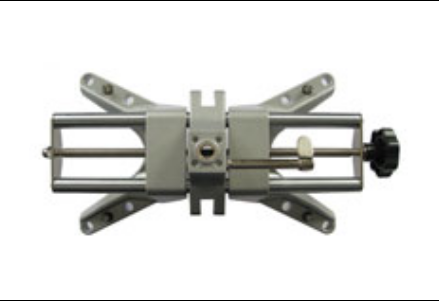 wheel alignment clamp
