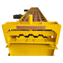 2015 Hot Selling 915 Floor Decking Roll Machine formant