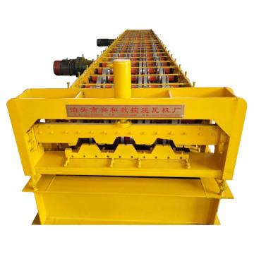 Venda quente piso deck máquina para estrutura de aço