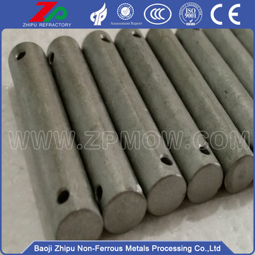 Kepersisan cnc precision Molybdenum machining parts