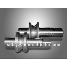 molde de tubo de rolo