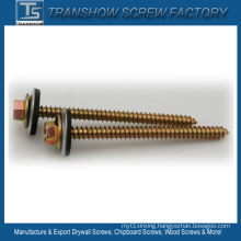 Hex Washer Head Self Tapping Screws