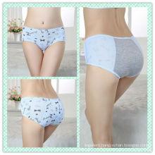 Cute Teen Girl Anti Leaking underwear menstrual panties